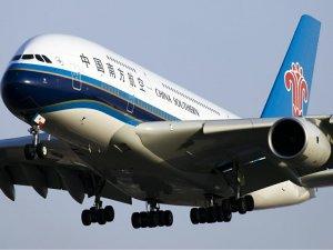 China Southern iki katlı Airbus 380 ile gelmeye hazırlanıyor