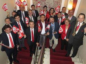 Skal Marmara, Cumhuriyet Bayramı'nı coşkuyla kutladı