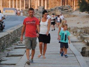 Yılın 9 ayında Türkiye 41,6 milyon ziyaretçi ağırladı