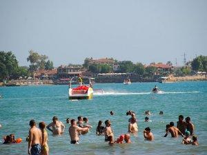 Turistin tatil yapma planında Mavi Bayrak güçlü bir araçtır