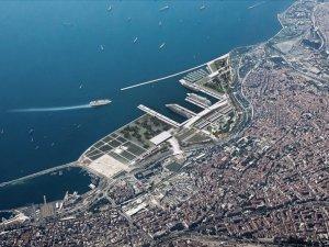 """İstanbul dev projeyle """"kruvaziyer""""in merkezi olacak"""