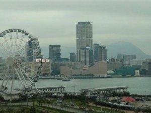 THY'naHong Kong'da 15 yılda bir milyon 700 bin yolcu