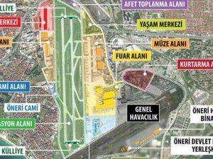 Atatürk Havalimanıprojesinin detayları belli oldu