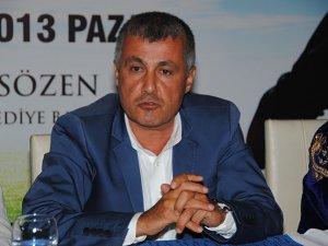 Başkan Sözen:Kışın Avrupa futbol takımlarına talibiz