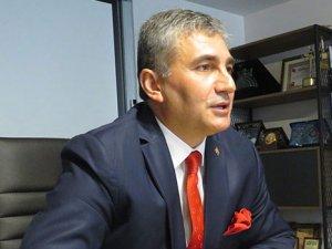 TGA Adayı Emin Çakmak, 3 yıllık 32 projesini açıkladı