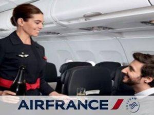 Gökyüzünün En İyi Şarap Mahzeni Air France'da