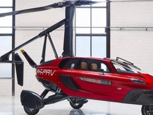 Uçan otomobil Pal-V, Miami'de görücüye çıktı
