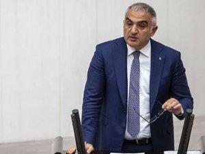 Bakan ErsoyTürsab iddialarına: Kalbim ve vicdanım çok rahat