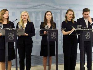 Artık Finlandiya'yı kadınlar yönetecek!