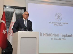 Bakan Ersoy, İl Müdürleri Koordinasyon Toplantısına katıldı