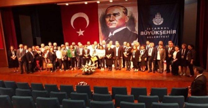İzmir MARBLE Fuarı'nı hedefledi