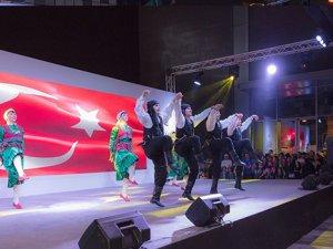 Türkiye Dubai'nin 46. Milli Günü'nde başarılı tanıtıldı