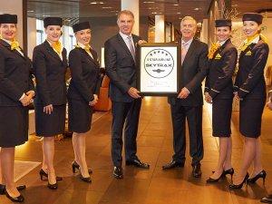 THY istiyordu, 5 yıldızı Lufthansa aldı