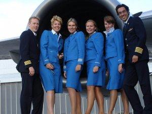 KLM kabin personeli, 8 Aralık'ta greve gidiyor