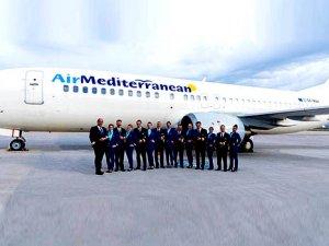 Air Mediterranean Atina'dan İstanbul'a uçacak