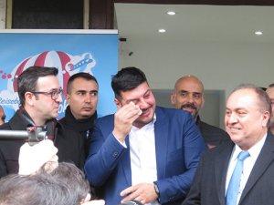 Alarko-Leröy'den somon döner