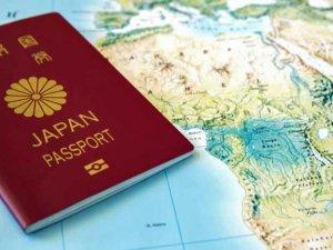 Dünyanın en güçlüsü, Japonya Pasaportu