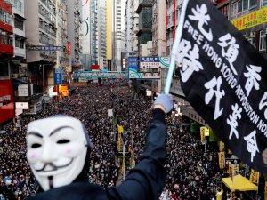 Protestolar Hong Kong turizmini olumsuz etkiledi