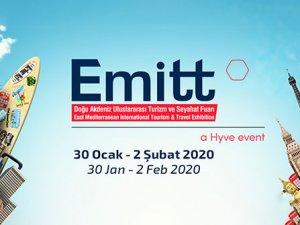 Türkiye turizminin önderleri EMITT'te buluşuyor
