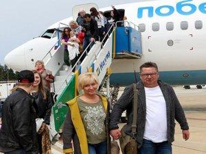 Rus yolcu için 10 bin dolar ödüyorlar