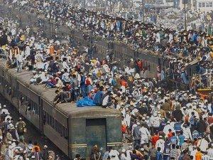 Hindistan nüfusu 2027'de Çin'i geçecek
