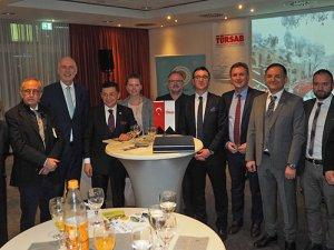 Stuttgart'ta Türkiye'nin kültür turizmi tanıtıldı