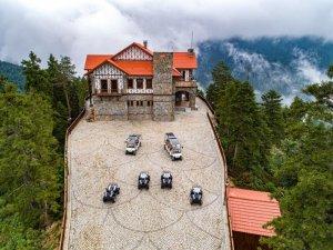Trabzon Tonya Erikbeli yaylasındaki otel için büyük iddialar