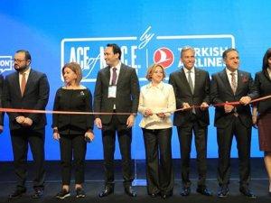 Ace Of M.I.C.E. Exhibition by Turkish Airlines kapılarını açtı