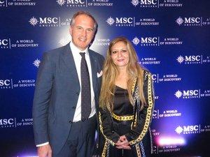 Türkiye'de 15. Yılını kutlayan MSC Cruises, geri dönüyor