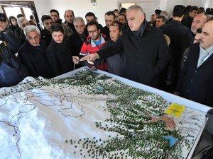 Bakan Ersoy: Derbent'I kayak merkezi haline getirmek istiyoruz