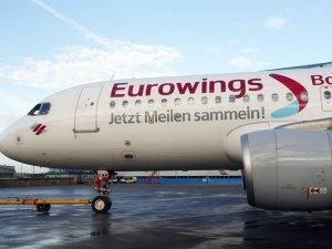Eurowings Nisan 2018'deNew York'a uçacak