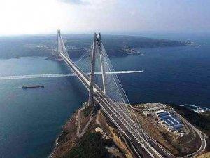 Yavuz Sultan Selim Köprüsü'nde Çinlilere hisse devri