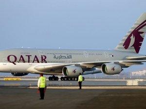 Katar Havayolları Çin uçuşlarını durdurdu