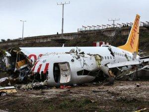 Pegasus uçağı kazası ile ilgili iki pilota soruşturma başlatıldı