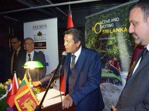 Sri Lanka Türkiye ile ekonomik ilişkileri geliştirmek istiyor