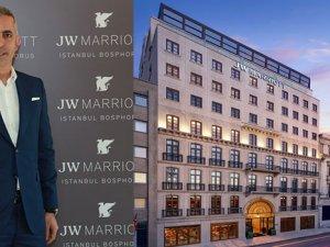 Tarihi Veli Alemdar Han,JW Marriott oteli oldu