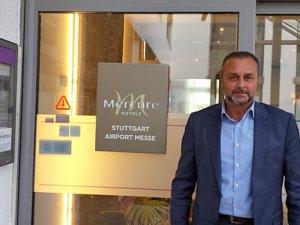 Mercure Stuttgart Müdürü Gürkan Gür: Turizm genlerimizde var