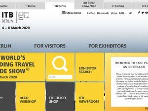 ITB Berlin Turizm Fuarı planlandığı gibi gerçekleşecek.
