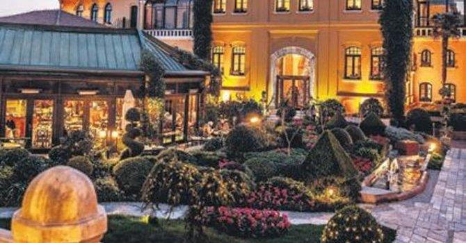 Bodrum'a, Babil'in Asma Bahçesi