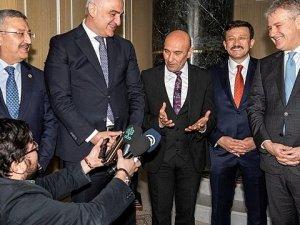 Bakan Ersoy: İzmir'in turizm alanları ortak değerimizdir