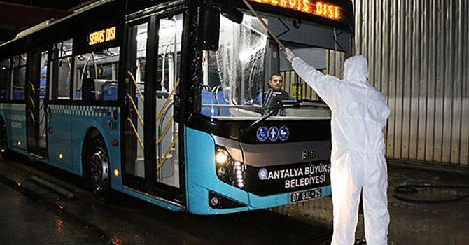 Vali: Antalya fuar merkezi oldu