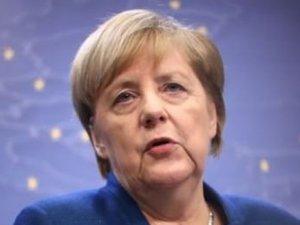 Angela Merkel korona virüsünden korunmak içinkarantinada