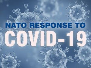 NATO tarihinde ilk kez olarakkorona virüse savaş açıyor