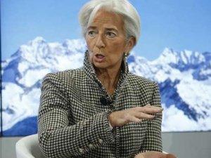 """Lagarde'dan Avrupa'ya """"corona tahvili"""" önerisi"""