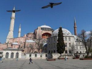 İstanbul'un tarihi ve turistik yerleri koronavirüs nedeniyle sakin