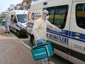 Antalya'da evde bakım hizmeti talebi yüzde 80 arttı