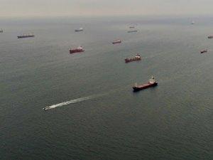 Marmara Denizi'nde doğalgaz hatlarıalarmı verildi!
