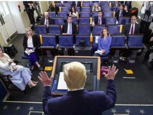 Trump: Dünya Sağlık Örgütü bize kötü bir oyun oynadı