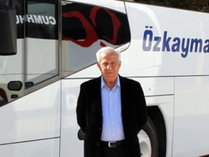 Konyalı turizmci iş adamı Rahim Özkaymak vefat etti