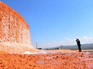 Pamukkale'nin kardeşi 'Altınkale', Sivas'ta yükseliyor